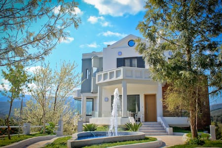 Luxury Brand New Villa In Chania - Αλικιανός