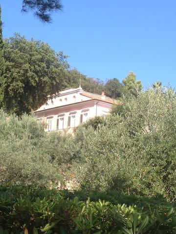 Antica casa - terrazza sul mare - Capo d'Arco-Elba