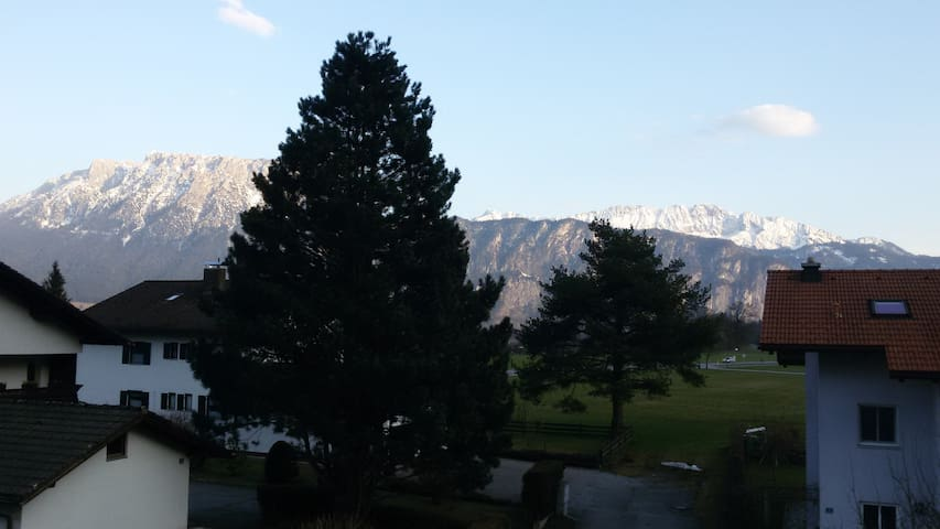 Beautiful flat in the Bavarian Alps - Kiefersfelden - Apartment