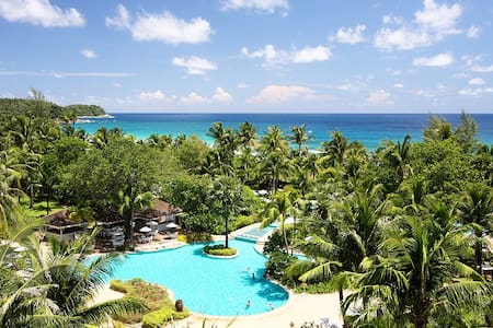 Thavorn Palm Beach Resort - Phuket - Villa