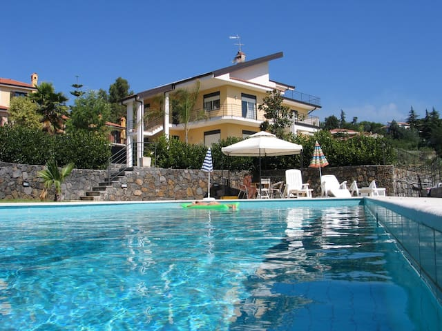Villa Monteserra - Trecastagni - Villa