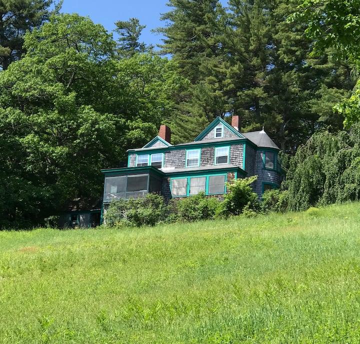 Squam Lake Summer Cottage