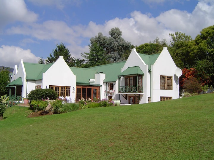 Luxury Self Catering Guesthouse.