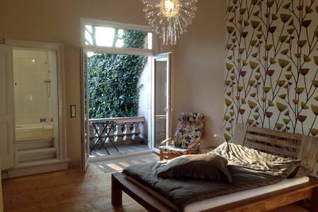 Stilvolles Appartement, Bad, Balkon - Solingen - Ház