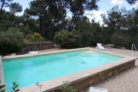 Ressourcement au soleil de Provence - Faucon - Rumah