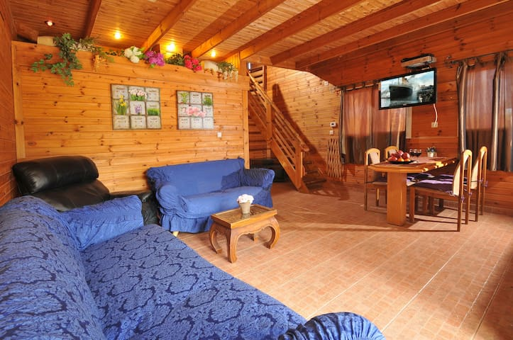 Kidmat Hagalil - Koral Family Hut - Beit Hillel - Bed & Breakfast