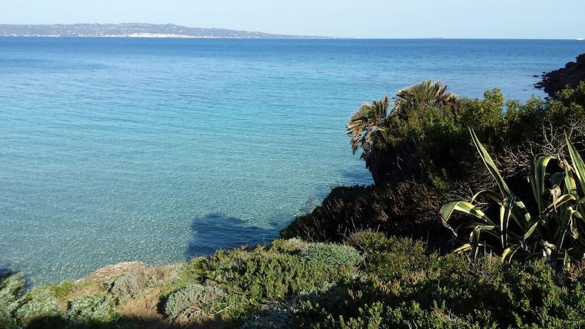 150m to the Beach - Calasetta - Appartement