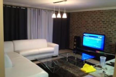 2 bedroom, 2 bathroom with Garden - Germiston - Appartement