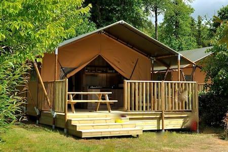 Safari Tent Holidays  - Dol-de-Bretagne - Telt