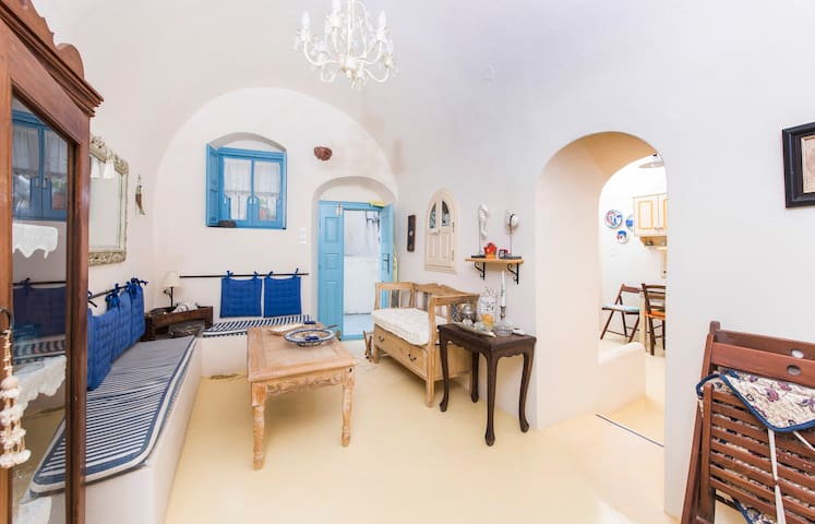 The Villa inside the Castle !