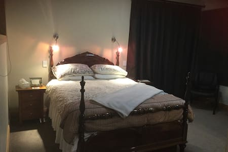 Fenton Farmstay - Arahura Valley - Bed & Breakfast