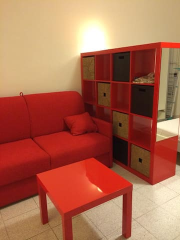 THE LITTLE RED HOUSE - Torino - Apartment