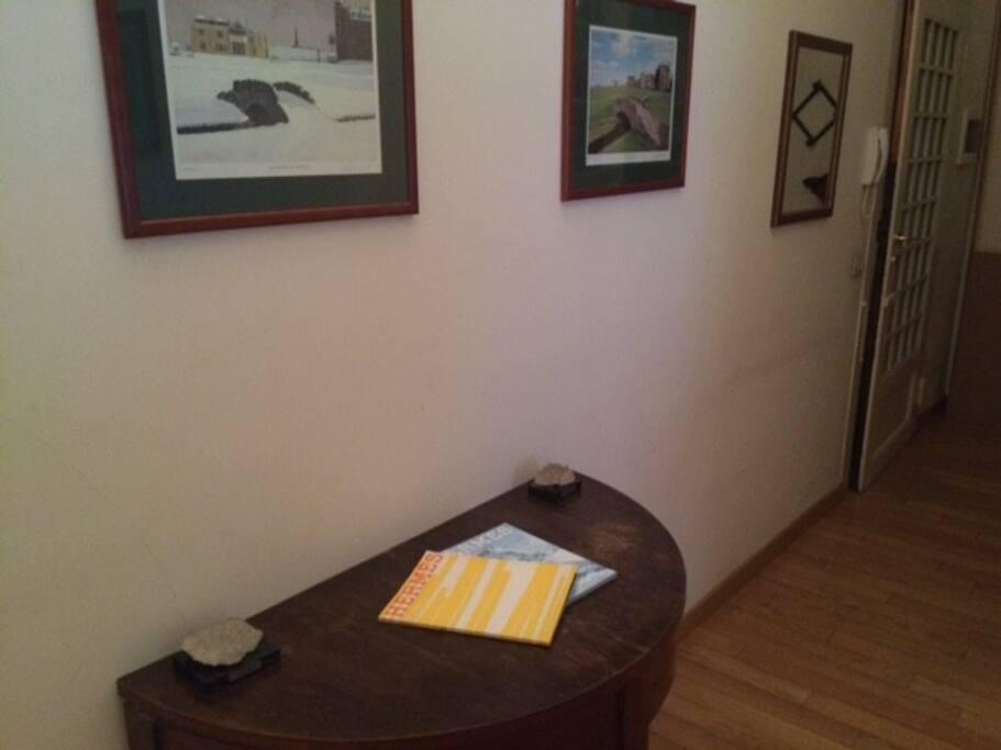 Ingresso - Entrance