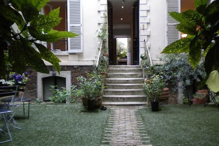 The Painter's House - BED & BREAKFAST - Paris