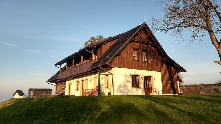 Wellness in Czech Paradise