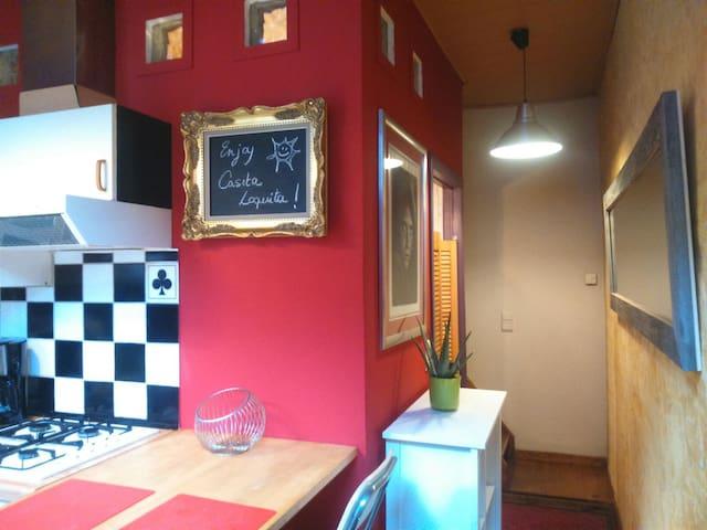 NEW!! Chill Casita Loquita+Garden+parking / Ghent