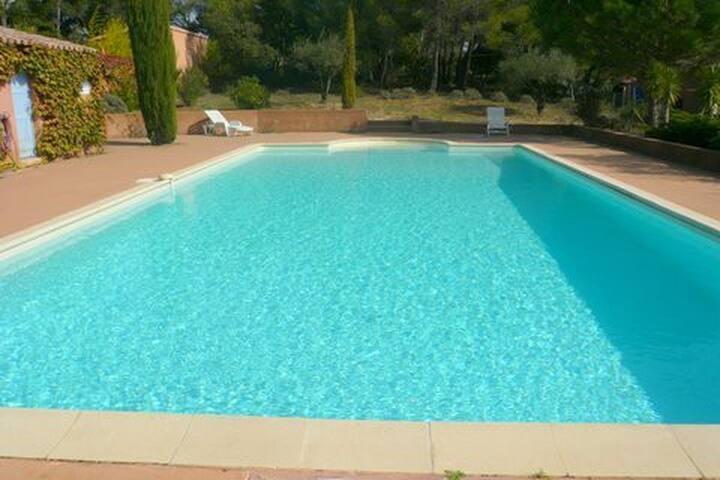 Vacances en toute tranquillité - Vaison-la-Romaine - Casa