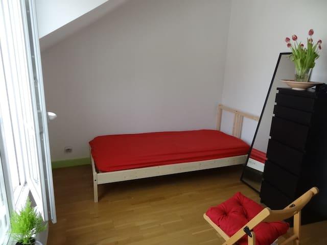 Paris Clignancourt Stade de France and two rooms 1 - Saint-Denis - House