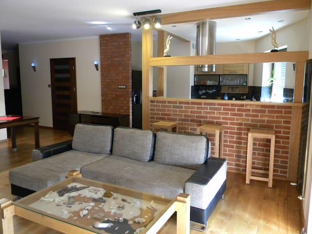 Luksusowy Wygodny Apartament - 130m