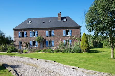 bed & breakfast in the countryside - Haus