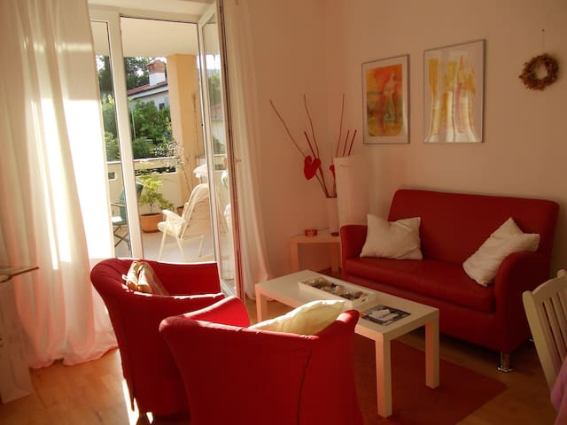 Auch im Urlaub schöner Wohnen - Punat - House
