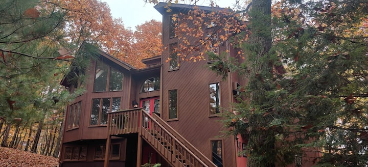 The Hyland Hideaway, your perfect Poconos paradise