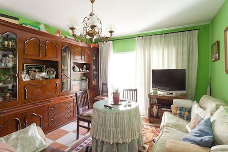 1 hab doble tranquila y luminosa - Puerto Real - Apartamento