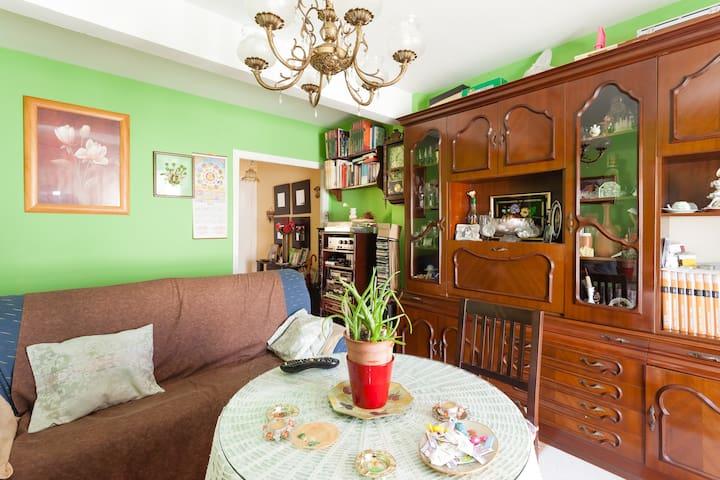 habitación individual en Puerto Real (Cádiz) - puerto real - Apto. en complejo residencial