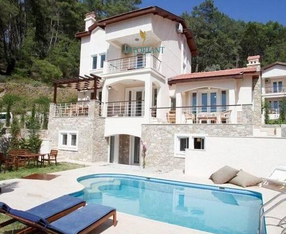 Gocek Vacation Villa for 10 Persons - Göcek - House