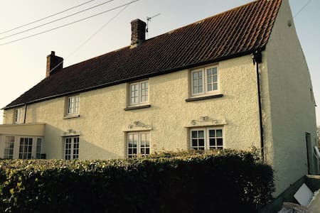 Country Cottage - private annexe - Burton - Casa