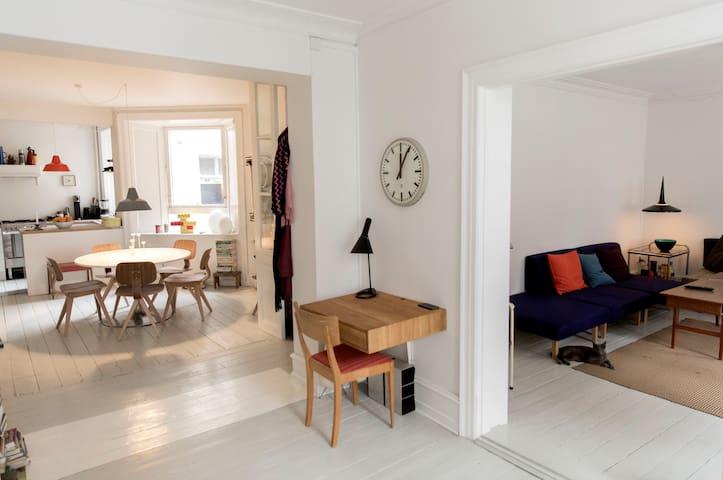 Chic in Central Copenhagen - Copenhague - Apartamento