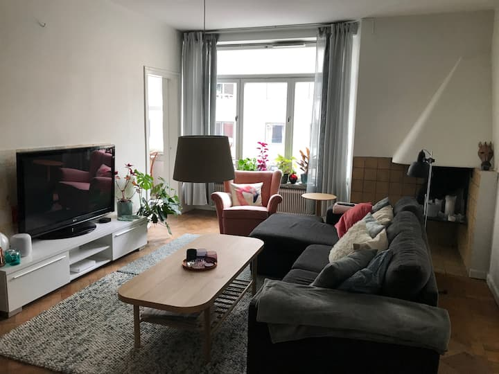 Nice 3 room apartmen in SoFo, 71 sqm