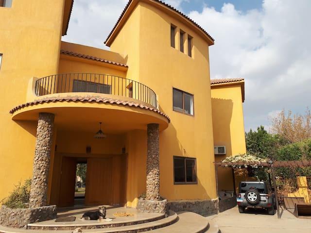 Guest bedroom, private bathroom,minibar & balcony