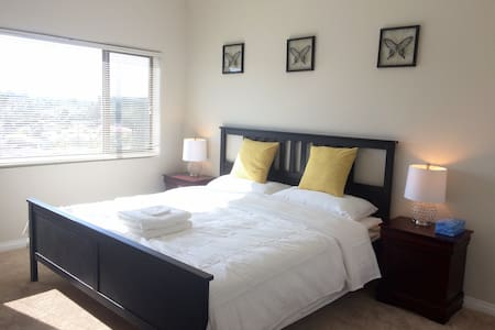 MP蒙市#655高級公寓2房2卫整体出租,樓下中英文电影院健身房美食 - Monterey Park  - Wohnung