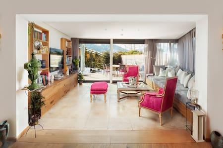 trendguide  Garden Suite 3 BDR - Stunning Views - - Kirchberg in Tirol