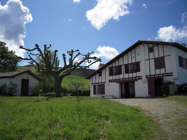 Maison de caractère au Pays basque