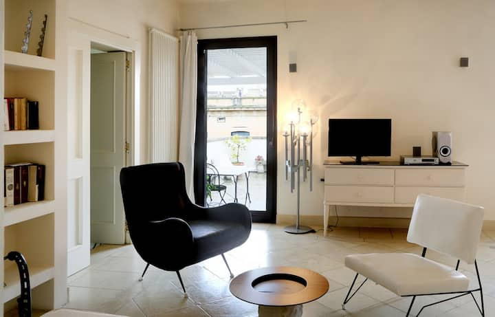Old Town apartment Lecce