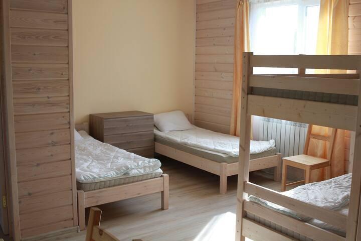 Гостевой дом Березки, апартаменты №1