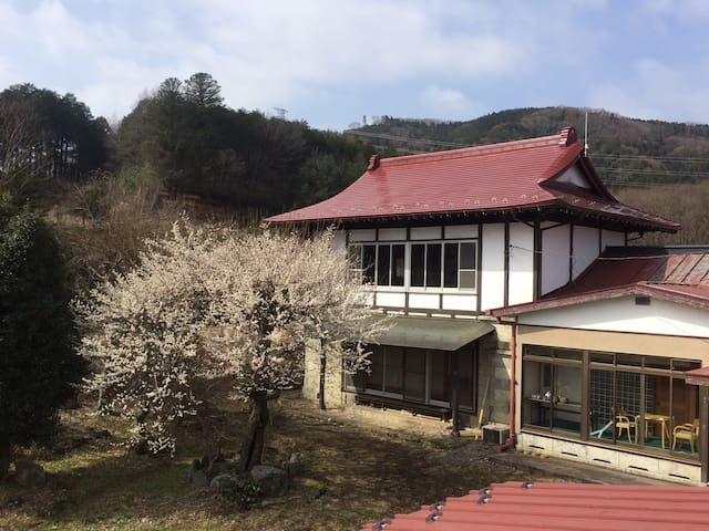 100 years old traditional house - Utsunomiya - Casa