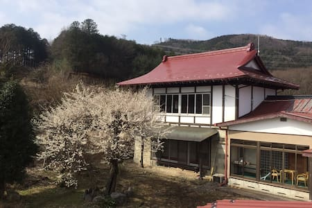 100 years old traditional house - Utsunomiya - 独立屋