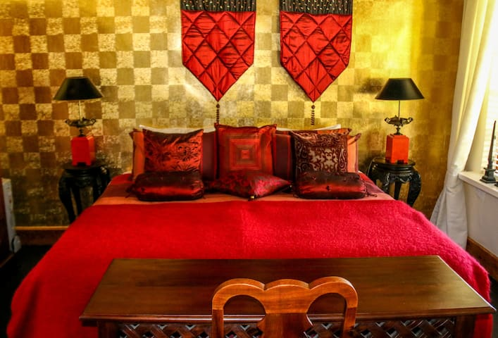 Sorgvry House of Guests - Oriental Room - Barrydale - Guesthouse