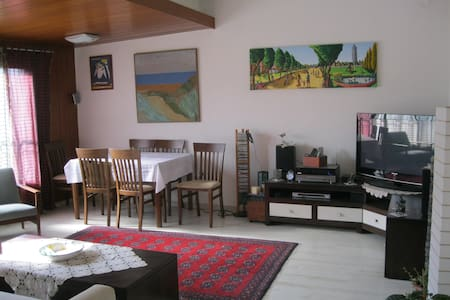 Apartment for Sublet - lovely quite apartment - Giv'atayim - Apartmen