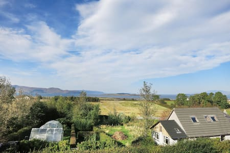Self catering cottage in South Skye - Hus