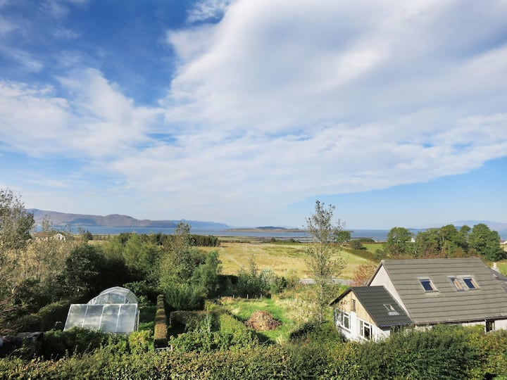 Self catering cottage in South Skye