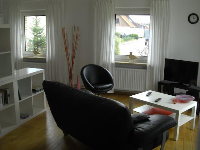 Apt.-Ferienwohnung 1 Ahrensburg  - Ahrensburg - Leilighet