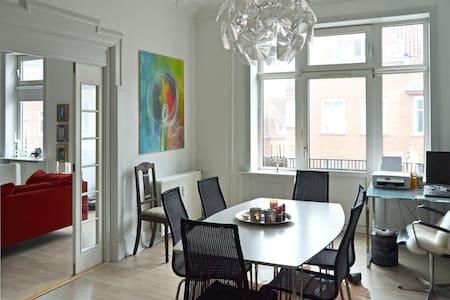 Herskabslejlighed i City - Apartment