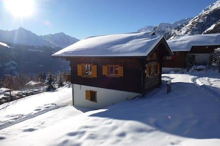 Chalet at 1.900m in Verbier Ski resort - Vex
