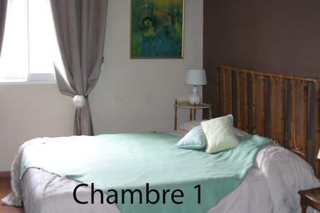 Chambre 1 - Bastelicaccia - Aamiaismajoitus