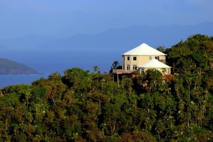 Island Bliss Cottage - St Thomas - St. Thomas 00802, USVI - House