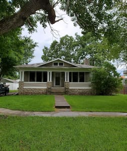 1925 Bungalow Charm on Historic 4th Street.
